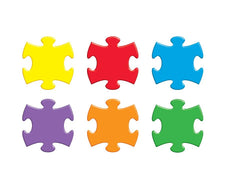 Puzzle Pieces Classic Accents® Variety Pack