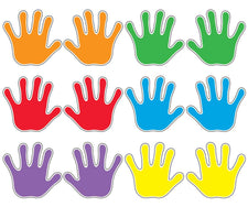 Handprints Classic Accents® Variety Pack