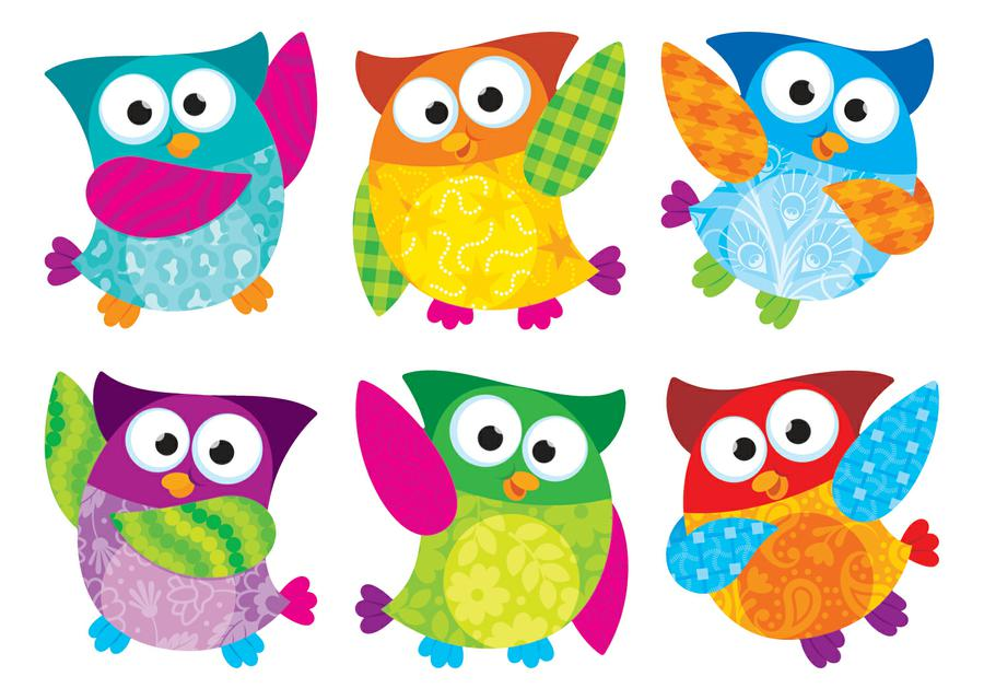 Owl-Stars!® Classic Accents® Variety Pack