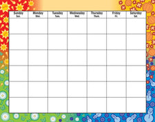 Four Seasons Wipe-Off® Calendar–Monthly