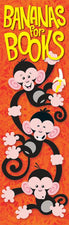 Bananas for Books (Monkey Mischief®) Bookmarks