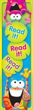 Read it! Read it! Read it! (Frog-tastic!®) Bookmarks