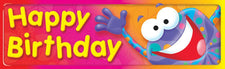 Happy Birthday (Frog-tastic!®) Bookmarks