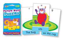 Spell & Read Puzzles Challenge Cards®