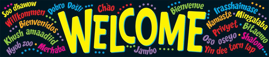 Image result for welcome banner