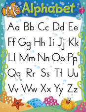 Alphabet Sea Buddies™ Learning Chart