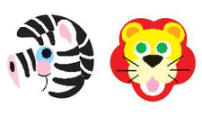 Zoo Animals superShapes Stickers