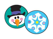 Winter Joys superSpots® Stickers