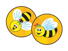 Bees Buzz superSpots® Stickers