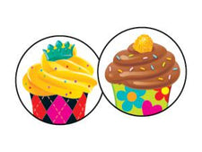 Cupcakes (The Bake Shop™) superSpots® Stickers