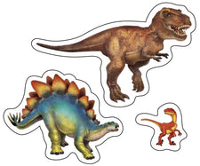 Discovering Dinosaurs™ superShapes Stickers – Large