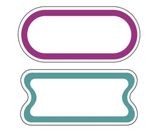 Labels superShapes Stickers – Large