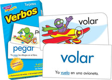 Verbos (SP) Skill Drill Flash Cards