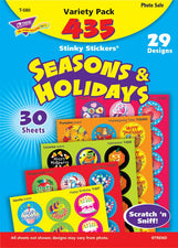 Seasons & Holidays Stinky Stickers® Variety Pack