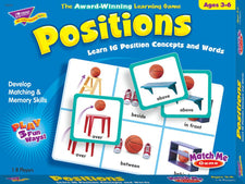 Positions Match Me® Games