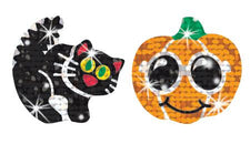 Halloween Sparkles Sparkle Stickers®