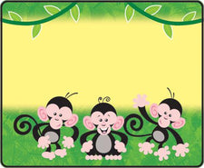 Monkey Mischief® Name Tags