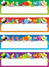 Frog-tastic!® Desk Toppers® Name Plates Variety Pack