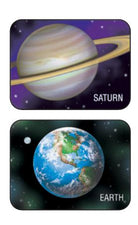 Planets and Sun Applause STICKERS®