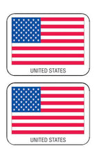 American Flag Applause STICKERS®