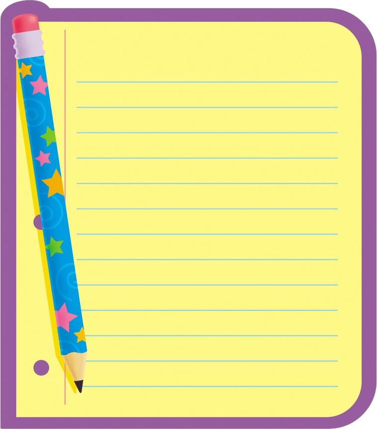 Note Paper Notepad