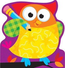 Owl-Stars!® Note Pad–Shaped