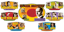 Black History Bulletin Board Set