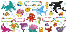 Sea Buddies™ Bulletin Board Set