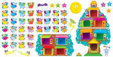 Owl-Stars!® Job Chart Bulletin Board Set