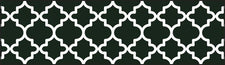 Moroccan Black Bolder Borders®
