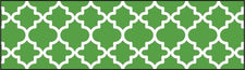 Moroccan Green Bolder Borders®