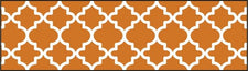 Moroccan Orange Bolder Borders®