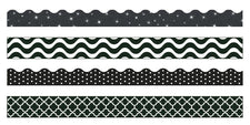 Black & White Terrific Trimmers® & Bolder Borders® Variety Pack