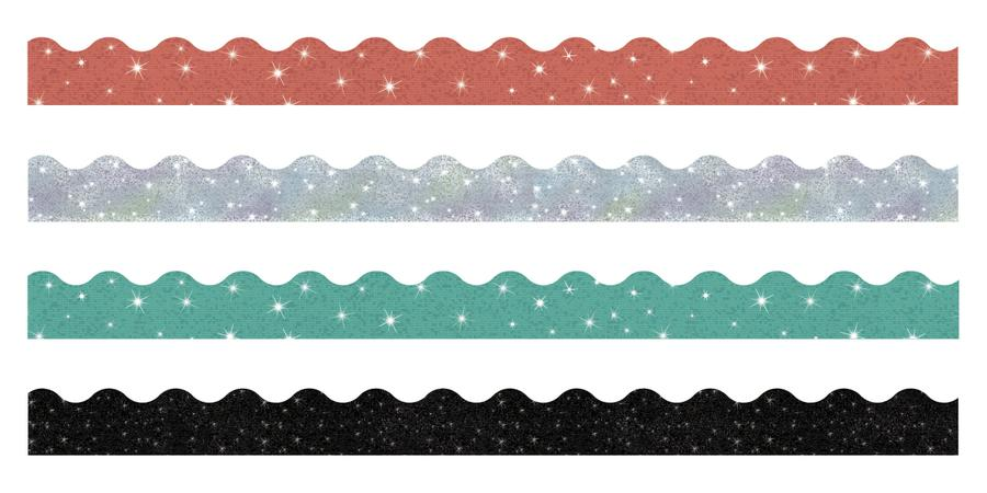 Sparkle Solids Terrific Trimmers® & Bolder Borders® Variety Pack