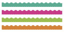 Polka Dots Terrific Trimmers® & Bolder Borders® Variety Pack