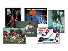 Sports Motivating ARGUS® Posters Combo Pack