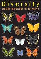 Diversity creates dimension… ARGUS® Poster