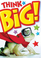 Think Big! ARGUS® Poster