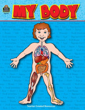 My Body Early Childhood Activity & Resource Book