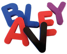 Magnetic Foam Uppercase Letters