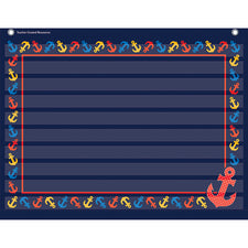 Anchors Mini 10 Pocket Chart