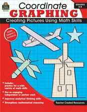 Coordinate Graphing Activity Book