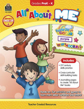 All About Me Grade PreK-K