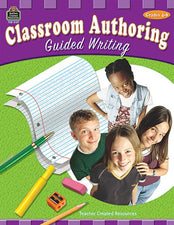 Classroom Authoring: Guided Writing