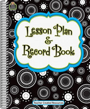 Crazy Circles Lesson Plan & Record Book