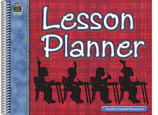 The Lesson Planner Lesson Plan Book