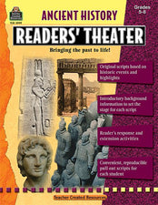 Ancient History Readers' Theater Grade 5 & up