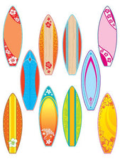Surfboards Accents (Surf's Up)