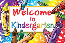Welcome to Kindergarten Postcards