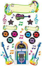 School Rocks Bulletin Board Display Set